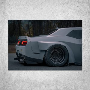 Dodge Demon Poster #1