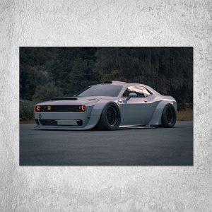 Dodge Demon Poster #2