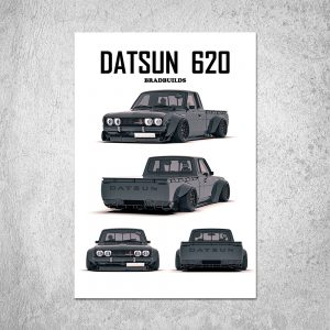 Datsun 620 Poster