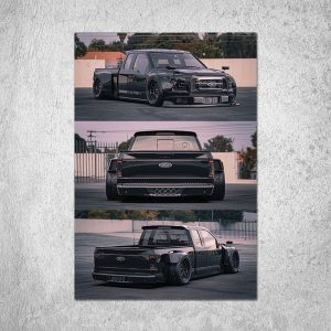 F150 Series Poster