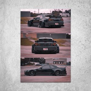 R34 Series Poster